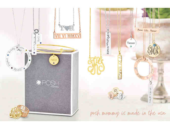 $100 Gift Certificate to POSH Mommy  Jewelry
