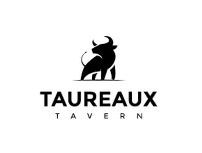 $100 Gift Certificate to Taureaux Tavern
