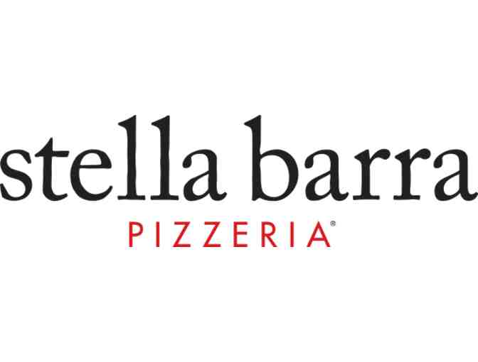 $100 Gift Certificate to Stella Barra Pizzeria & Wine Bar