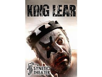 Tickets to King Lear