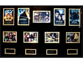 Harry Potter Limited Edition Masterpiece Collage