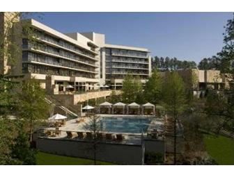 Overnight Stay and Breakfast for Two at The Umstead in Cary
