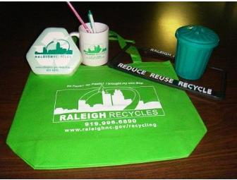 Raleigh Recycling T-Shirt & More!