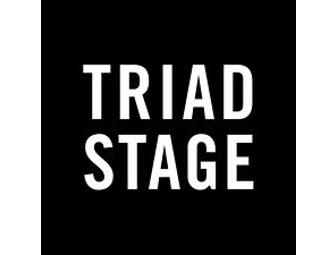 Two Triad Stage tickets