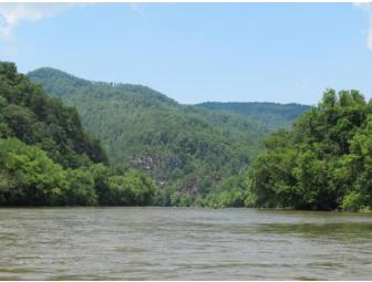 Canoe the French Broad River