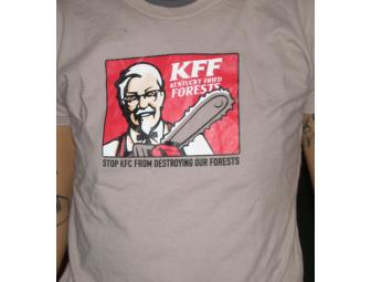 Kentucky Fried Forest Campaign T-Shirt (Any Size)