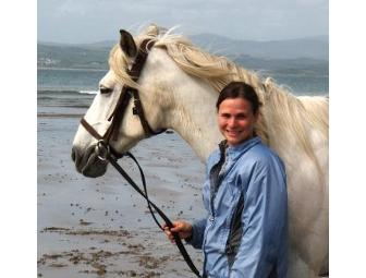 2-hour Horseback Riding/Horse Care Lesson