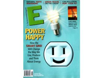 1 Year Subscription To E Magazine