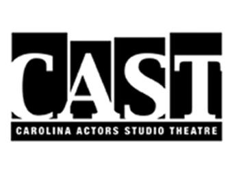 Two Season Tickets to Carolina Actors Studio Theatre's Main Stage (Charlotte)