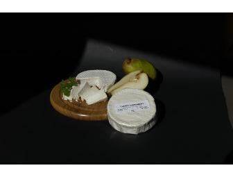 Cheese Sampler from Goat Lady Dairy