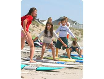 Surf Camp (2 hour lesson)