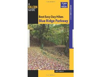 'Best Easy Day Hikes Blue Ridge Parkway' (Autographed)