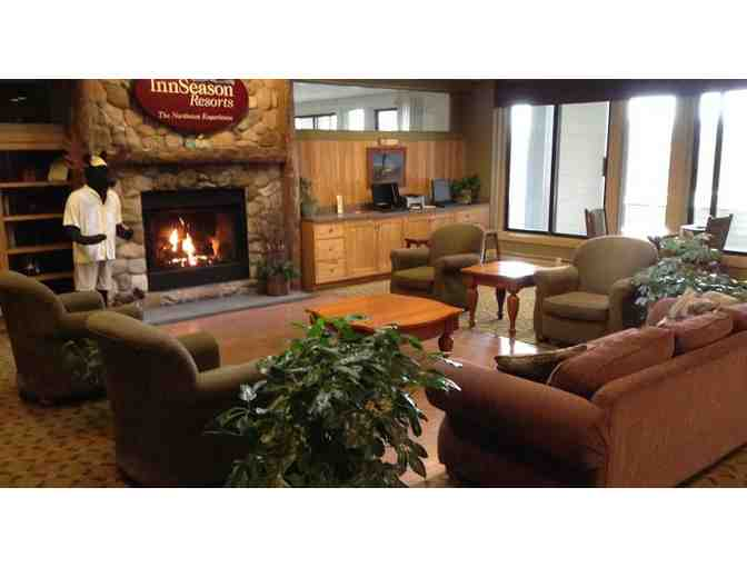 One Week stay in Lincoln NH- Two bedroom condo at InnSeason Resorts Pollard Brook