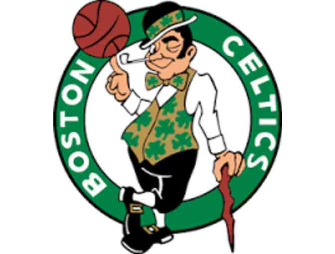 Boston Celtics --2 tickets to home game vs. Cleveland Cavs & Lebron James    4/5/17   8pm
