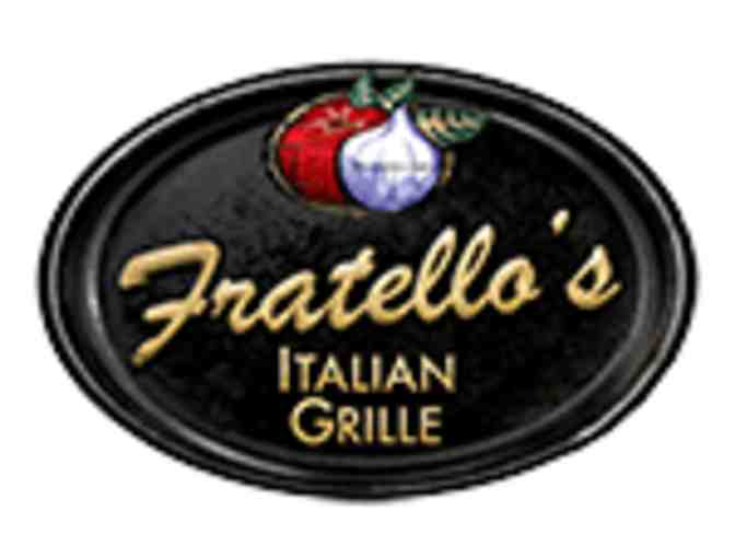 Fratello's Restaurant $100 gift card