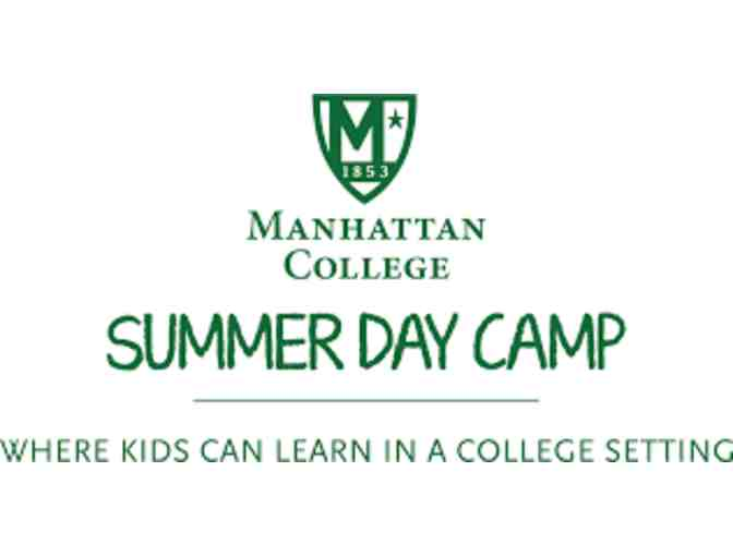 Manhattan College Day Camp - One Week of Summer Camp
