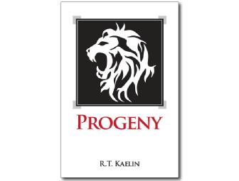 Personalize Autographed Copy of 'Progeny'