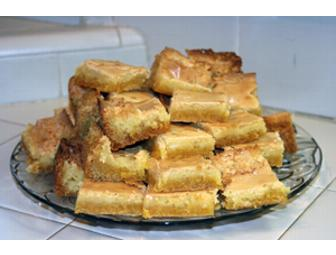 St. Louis Gooey Butter Bars