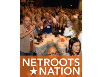 Front Row Table for Netroots Nation '13