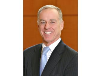Coffee with Howard Dean