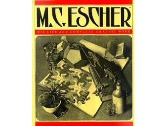 'M.C. Escher, His Life and Complete Graphic Work'