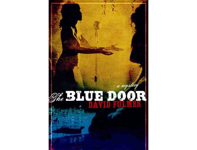 'The Blue Door' Personalized by Author David Fulmer