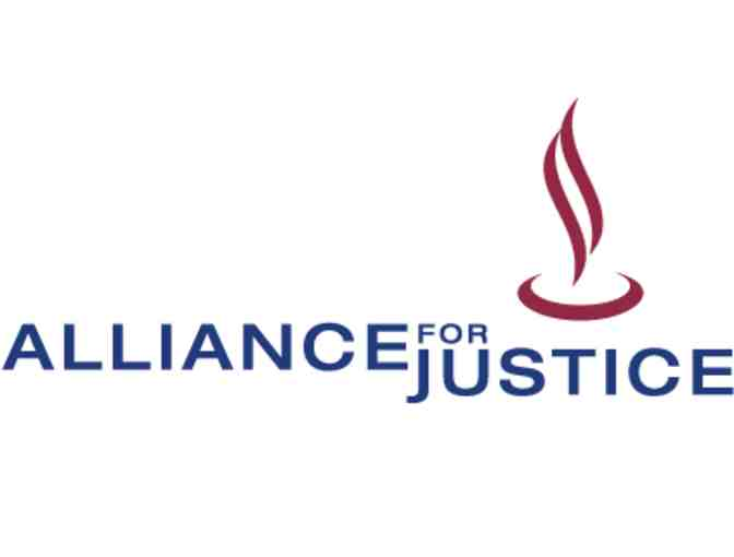 Customized Webinar on the Rules & Regulations of Advocacy with Alliance for Justice