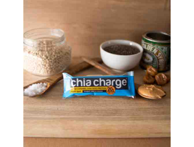Chia Charge Mixed Protein Crispys