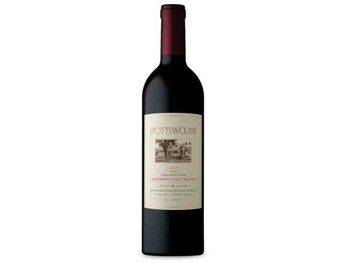 Spottswoode Estate Vineyard & Winery 2017 Cabernet Sauvignon