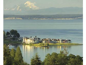 Port Ludlow Resort: One(1) Night to Stay, Savor, and Play at The Port Ludlow Resort!