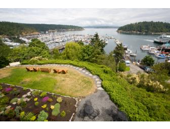 Friday Harbor House & Kenmore Air: 1 R/T Flight for Two and One-Night Stay at Friday H.H.