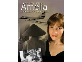 Seattle Opera: World Premiere of Amelia for 2