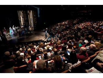 Intiman Theatre: Two (2) Full Subscriptions for the 2010 Season.