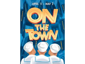 5th Avenue Theatre: 'On the Town' Tickets for 2
