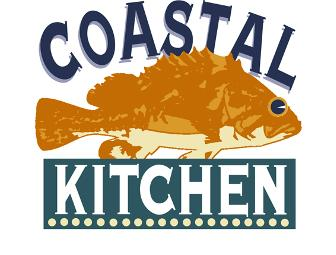 Coastal Kitchen: 2 $50 Certificates for Dining & Beverage