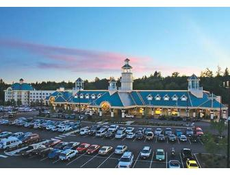 Skagit Valley Casino Resort: Two(2) Night Stay and Dine Package