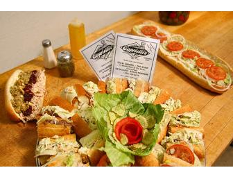 Capriottis: Office Party Tray for 24 People
