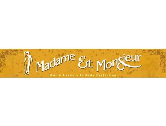 Madame Et Monsieur: Two One-Hour Body Sculpting Treatments