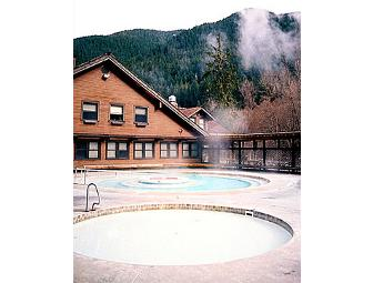 Aramark Parks and Destination's Olympic Peninsula Resorts: 3 Night, Multiresort Package.