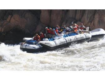 Grand Canyon Raft Trip with Arizona Raft Adventures