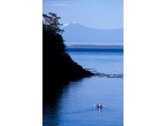 Outdoor Odysseys: San Juan Island 'Eagles and Orcas' Kayak Adventure for Two(2)