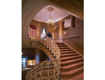 Fairmont Olympic Hotel:Two(2) Night Stay in Executive Accommodations with Dinner/Breakfast