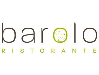 Dine Around Seattle: Dining for 2 at Barolo Ristorante