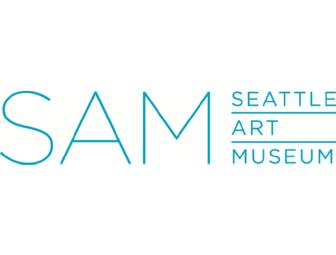 Seattle Art Museum: 1 Family Membership