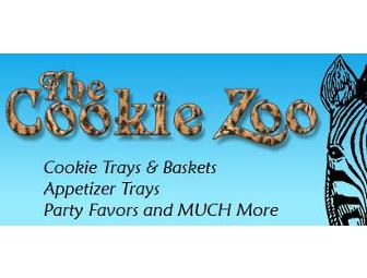 Cookie Zoo: St. Paddy's Cookie Arrangement
