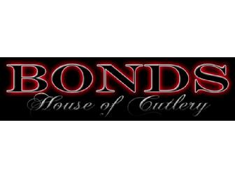 Bonds House of Cutlery: Six - $15 Kitchen Knife Sharpening Certificaes