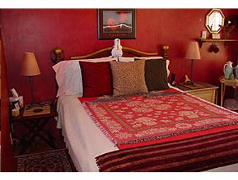 The Desert Lily B&B: Two Night of Rest and Relaxation