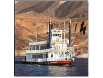 Lake Mead Cruises: Mid-Day Sightseeing for Four Passengers