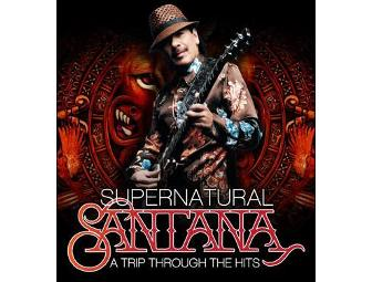 The Joint: A Pair of Tickets to Supernatural Santana