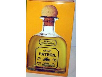 Patron Spirits: A Bottle of Patron Anejo
